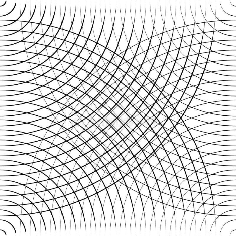 Download Картина концентрических кругов безшовная Monochrome Абстрактное Geometr Иллюстрация вектора - иллюстрации насчитывающей график, геометрическо: 81815341