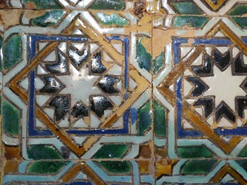 Картина мозаики стоковое изображение