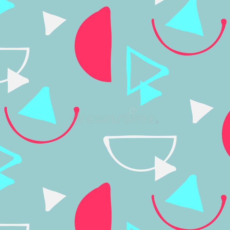 Картина нейтрального вектора геометрическая minimalistic с прямоугольником бесплатная иллюстрация