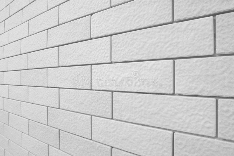 Картина новой кирпичной стены стоковое изображение