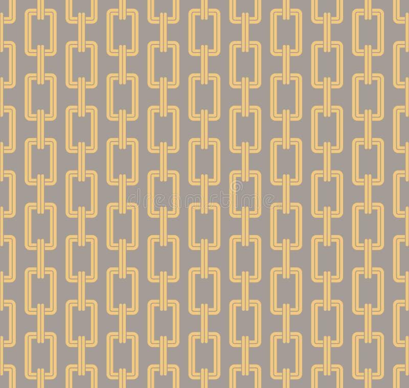 Картина обоев стиля Арт Деко безшовная винтажная иллюстрация штока
