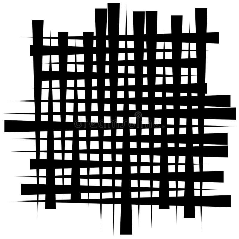 Download Картина отверстия щетки - солдат нерегулярной армии пересекая прямые линии Monoc Иллюстрация вектора - иллюстрации насчитывающей картина, геометрическо: 81803944