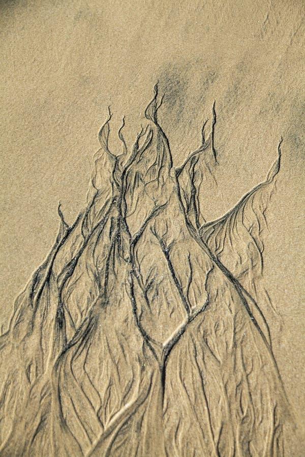 Картина песка 2 стоковая фотография