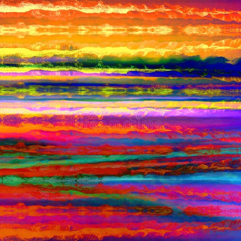 Картина повторения текстуры батика краски связи современная бесплатная иллюстрация