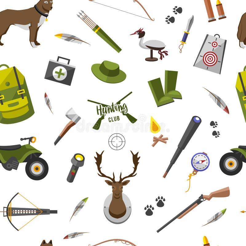 Картина похода безшовная аксессуары и базовый лагерь элементы приключения похода внешние туризм, выгравированная нарисованная рук бесплатная иллюстрация