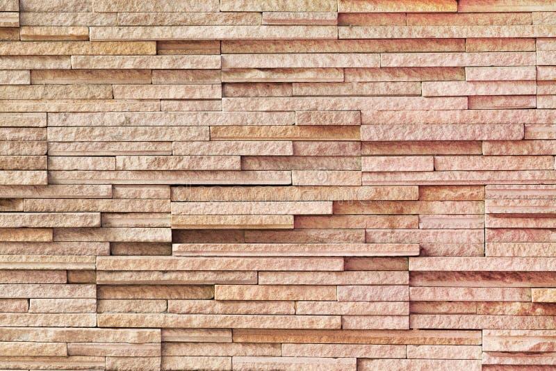 Картина предпосылки стены плитки камня песка стоковое изображение rf