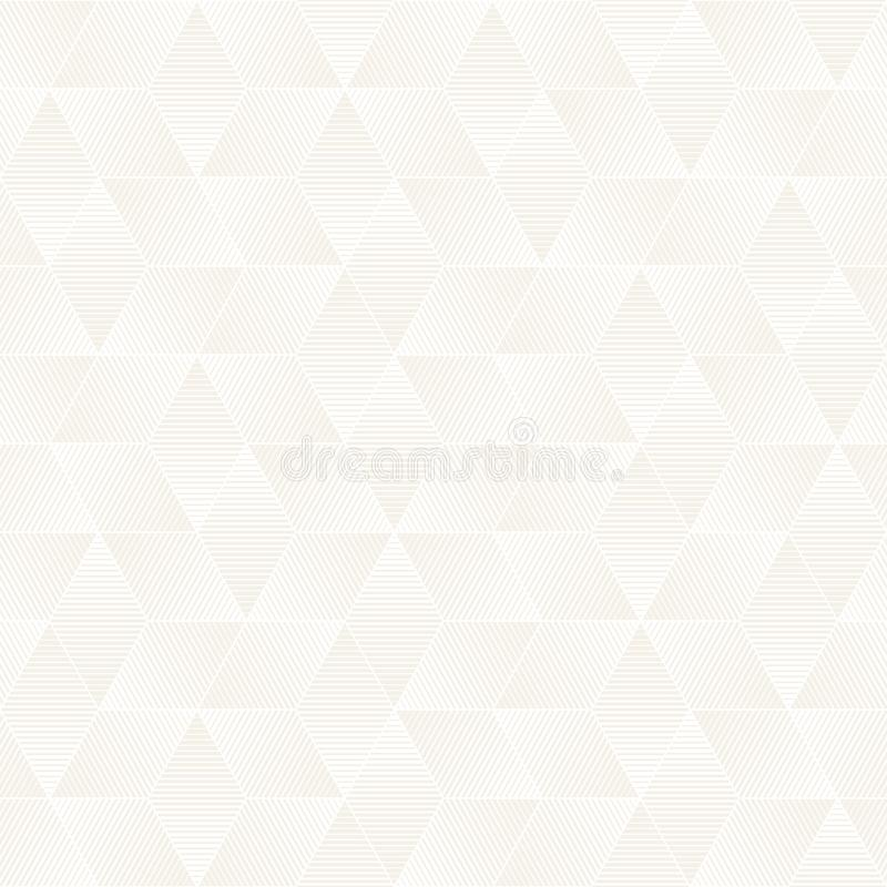 Картина решетки вектора безшовная тонкая Современная стильная текстура с monochrome шпалерой Повторять геометрическую решетку Ба  стоковые изображения
