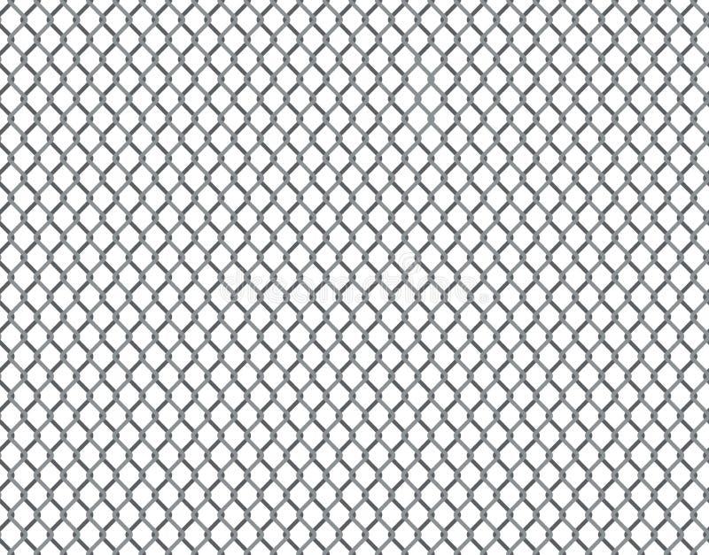 Картина решетки Rabitz безшовная иллюстрация штока