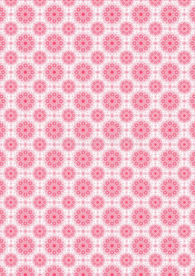 Картина розовых звезд стоковое фото rf