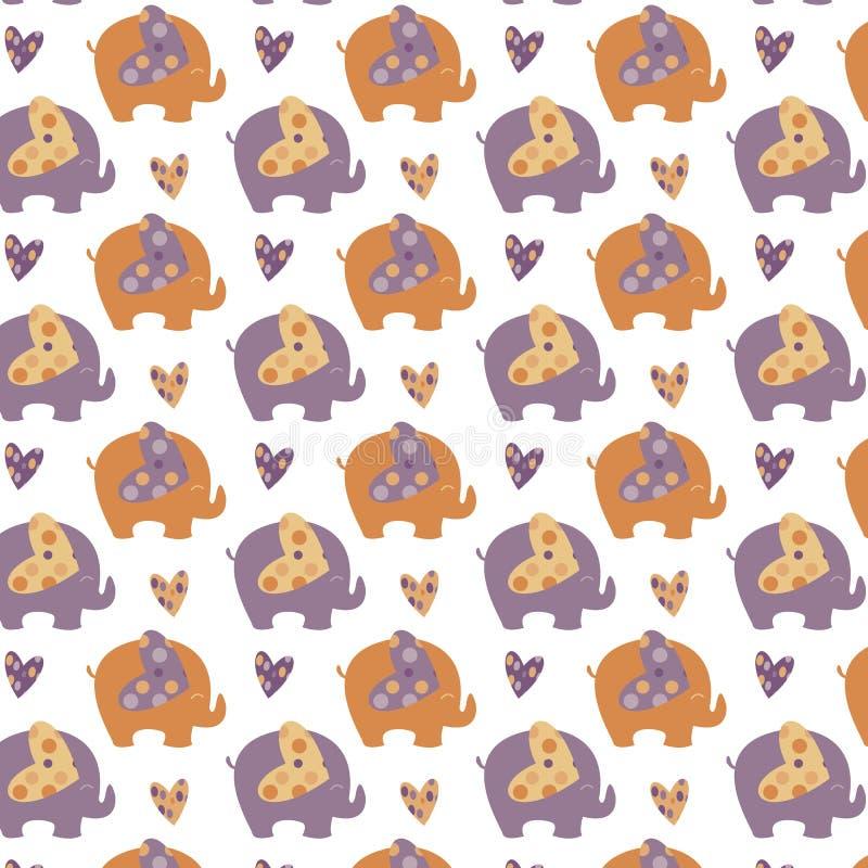 Картина слона стоковые изображения