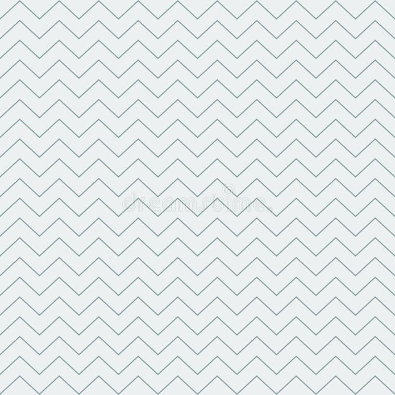 Картина современного шеврона безшовная иллюстрация вектора