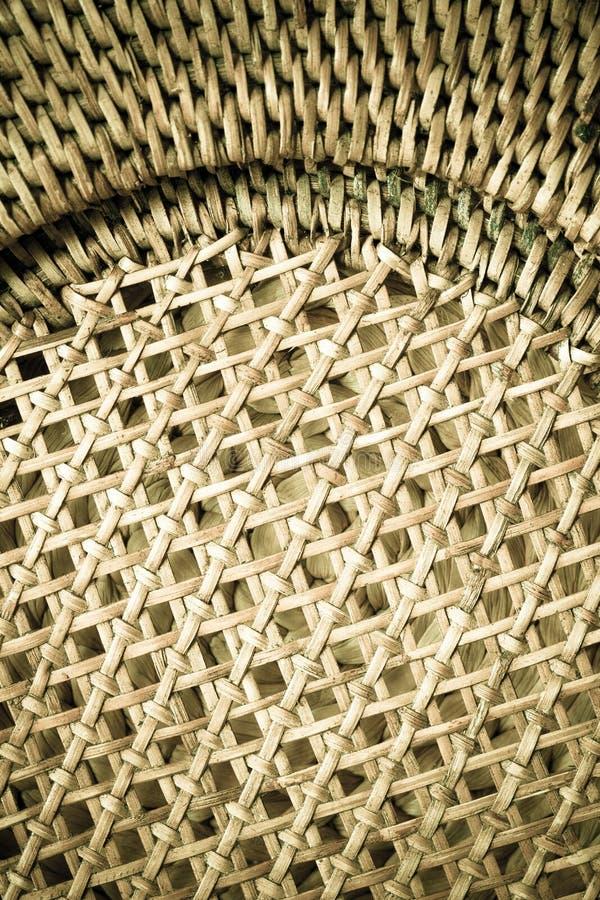Картина сплетенная лозой для предпосылки или текстуры стоковое фото rf