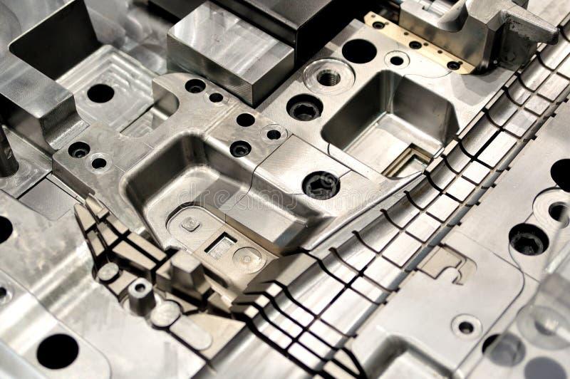 Картина сталелитейной промышленности стоковое фото