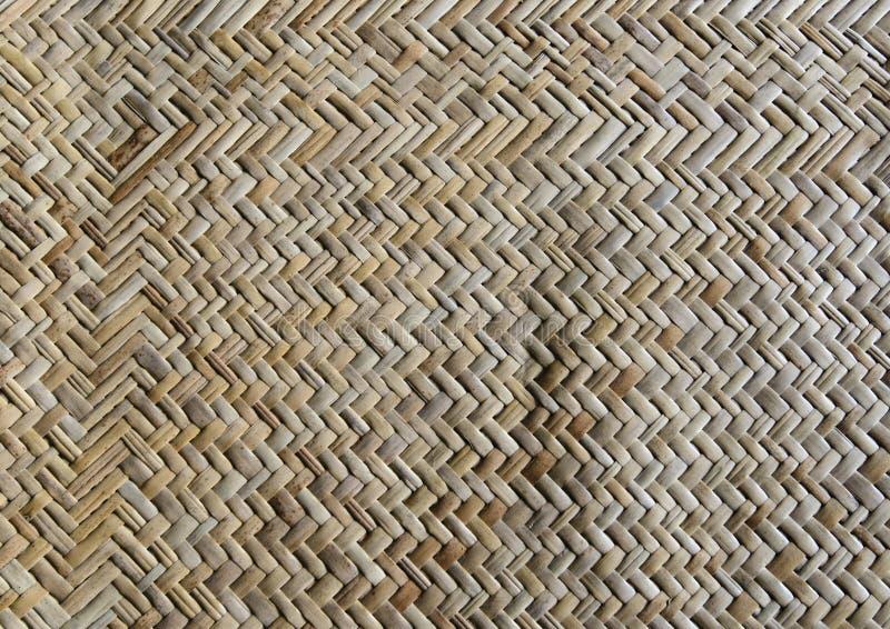 Картина тайский деревянный соткать стоковые изображения rf