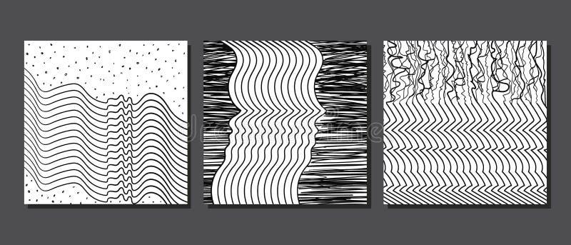 Картина текстуры щетки иллюстрация штока