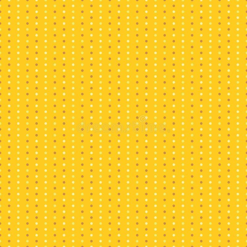 Картина точки безшовная для пользы как предпосылка иллюстрация штока