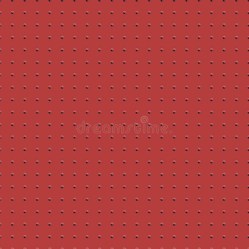Картина точки геометрическая безшовная Графический дизайн моды также вектор иллюстрации притяжки corel Конструкция предпосылки Об иллюстрация вектора