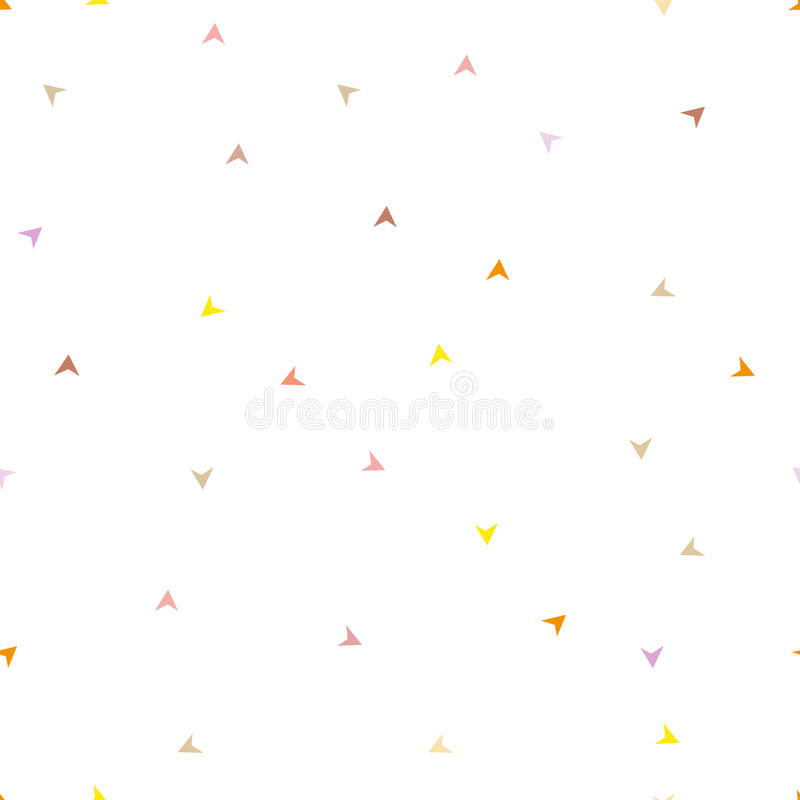 Картина треугольника стоковая фотография rf