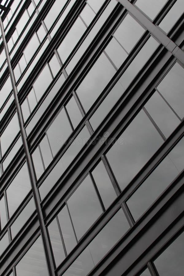 Картина фасада текстуры Windows стоковые фото