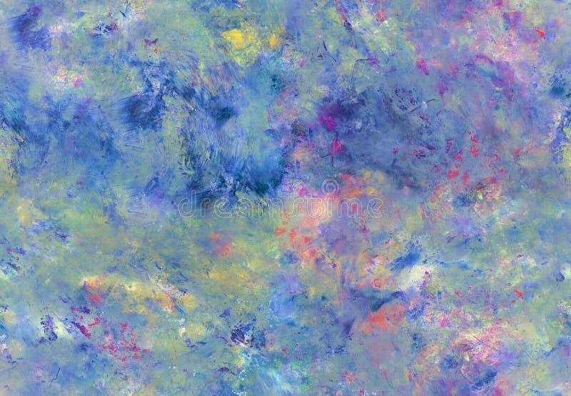 Картина художественной картины конспекта безшовная стоковая фотография rf