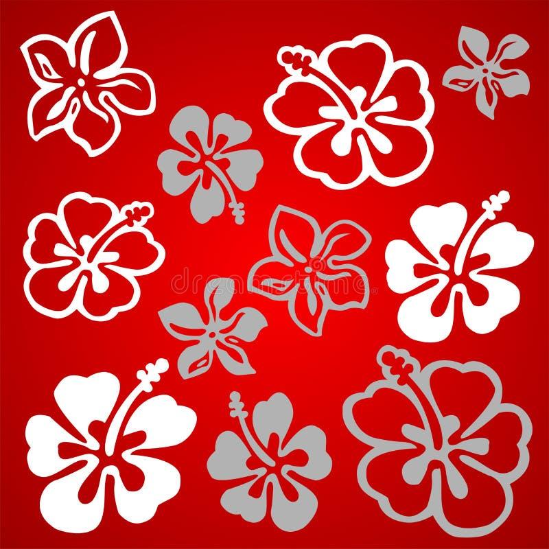 картина цветка векториальная бесплатная иллюстрация