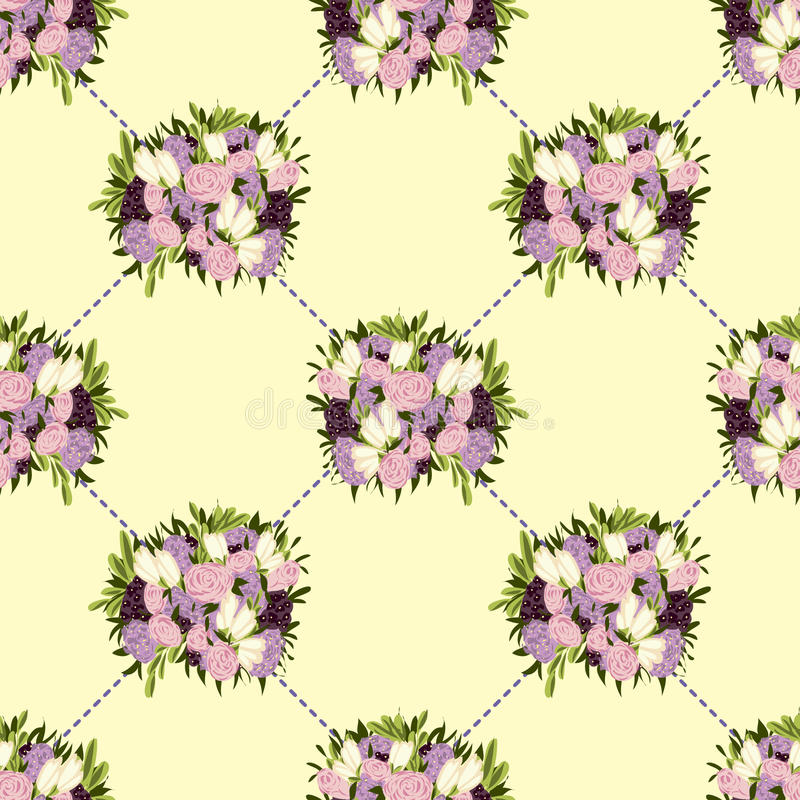 Картина цветка Стоковые Фотографии RF