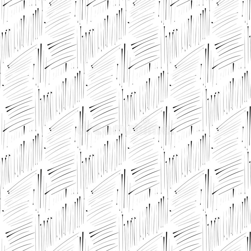 Картина чернил люка имитационная безшовная иллюстрация вектора