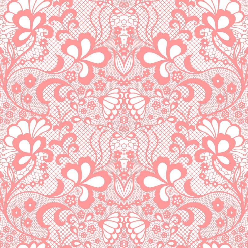 картина шнурка цветков безшовная иллюстрация штока