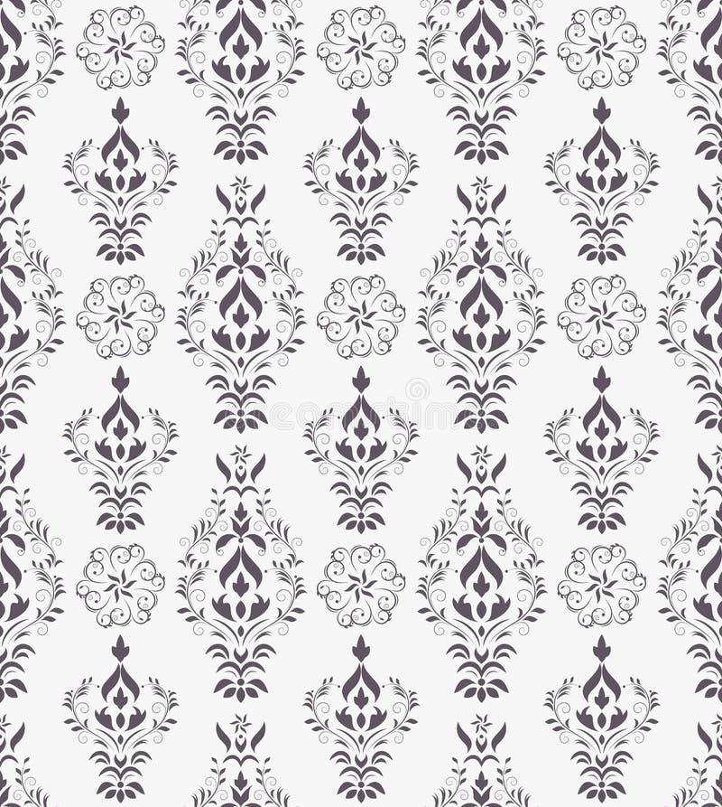 Download Картина штофа безшовная иллюстрация вектора. иллюстрации насчитывающей элегантность - 33725439