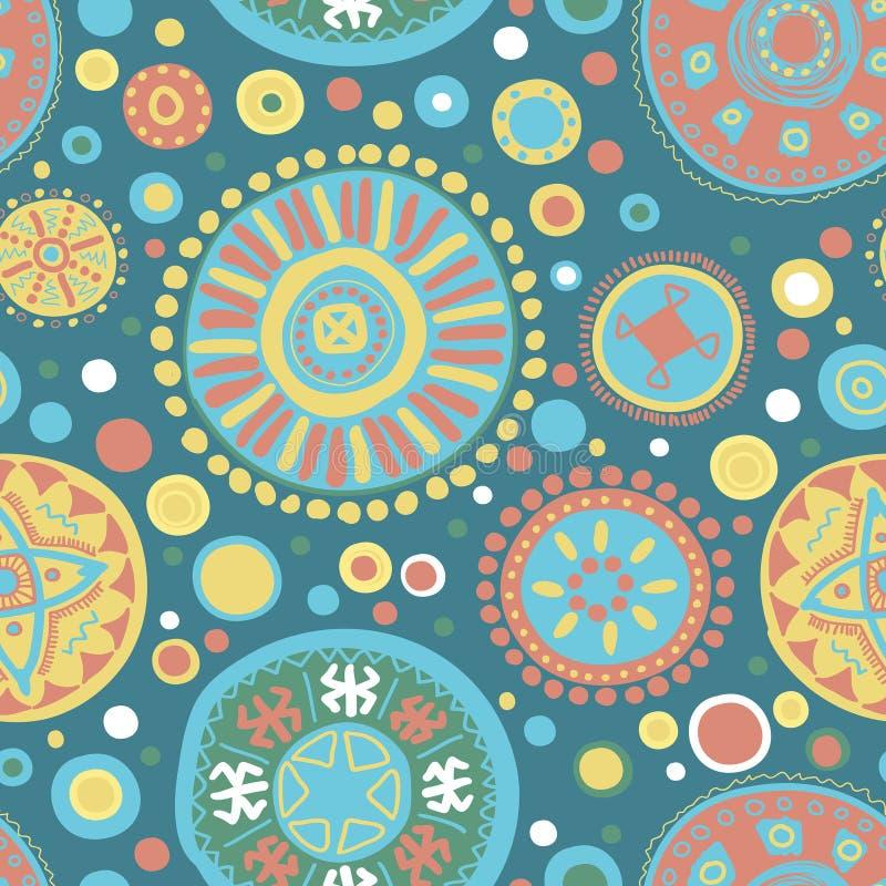 Download Картина этнического происхождения абстрактного вектора племенная - предпосылка Иллюстрация вектора - иллюстрации насчитывающей покрашено, абстракционизма: 40580169