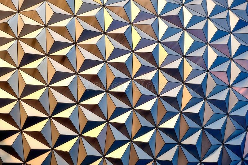 картина geo купола иллюстрация вектора