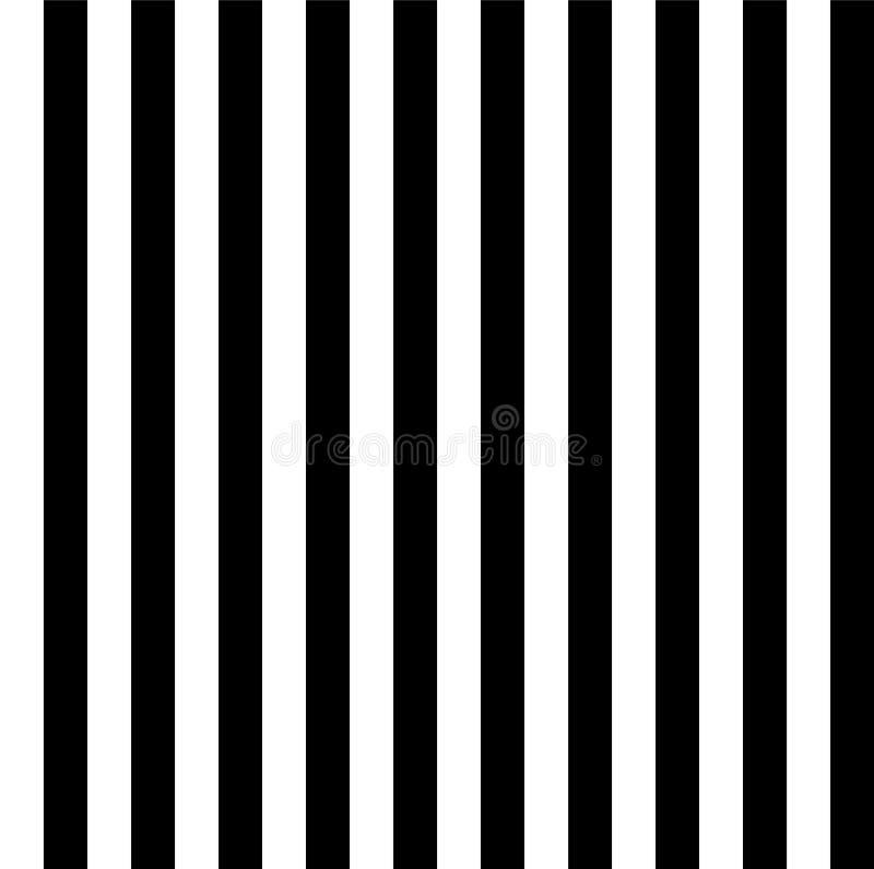 Картина stripes безшовное черно-белая картина нашивок для обоев, предпосылки абстрактная предпосылка безшовная бесплатная иллюстрация