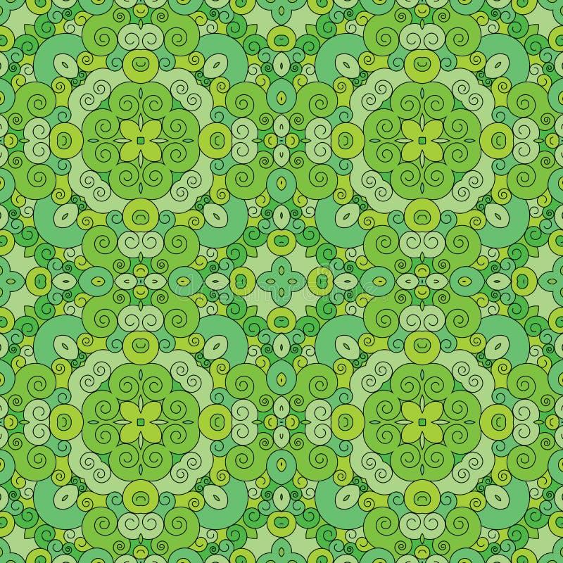 Download Картина Swirly иллюстрация вектора. иллюстрации насчитывающей линии - 33727909