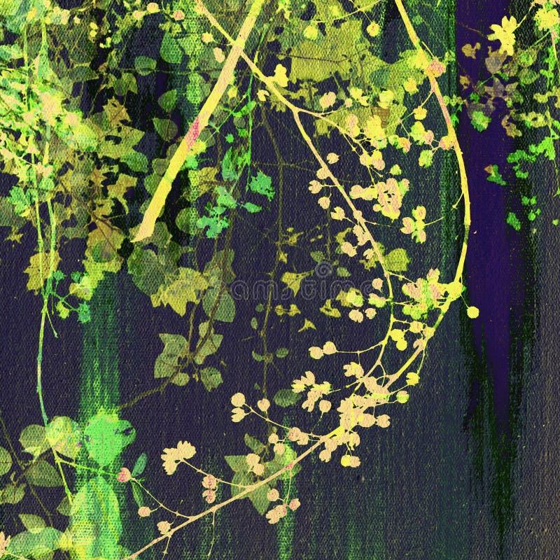 Картина Treetop бесплатная иллюстрация