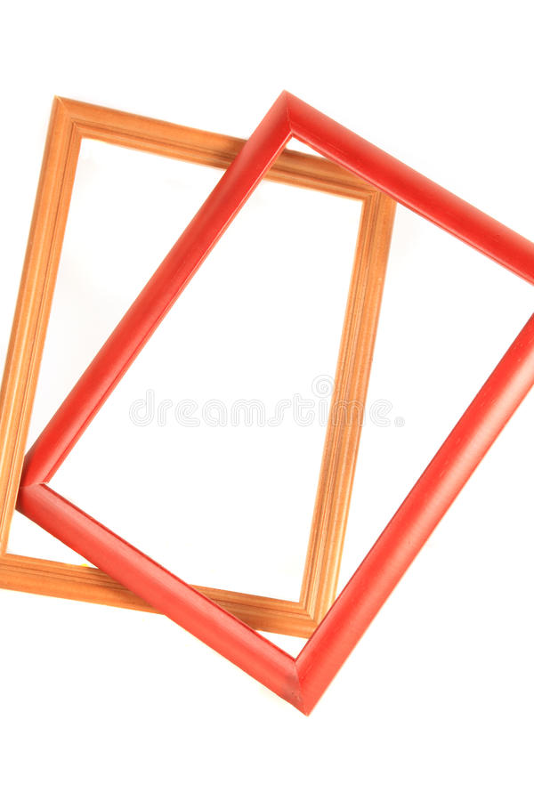 Картинные рамки стоковая фотография rf