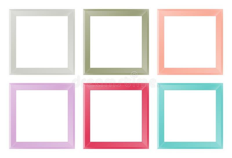 Картинные рамки бесплатная иллюстрация