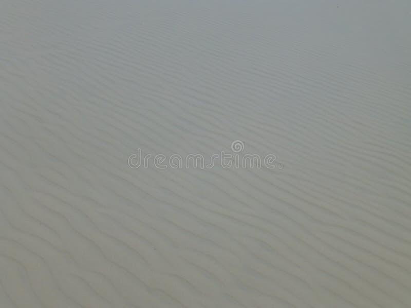 Картины в песке стоковая фотография rf