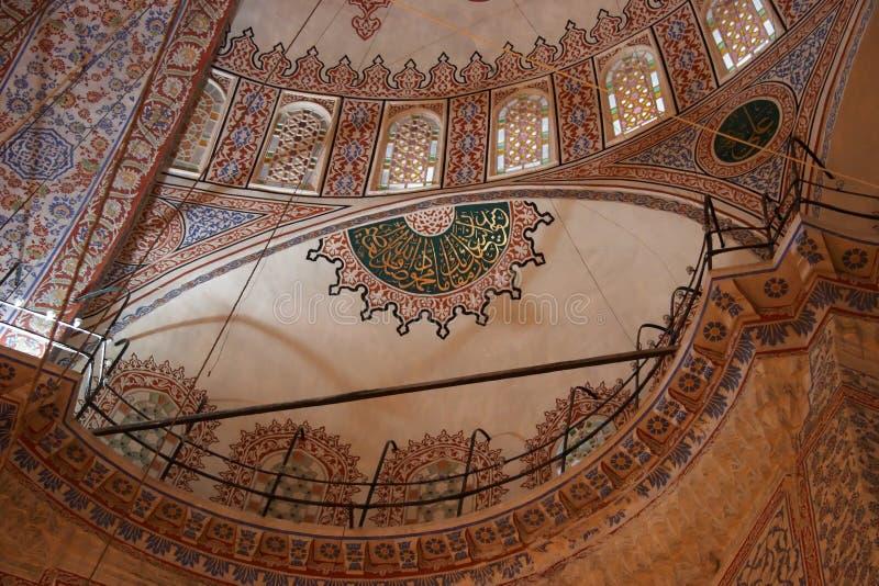 картины потолка исламские стоковое изображение