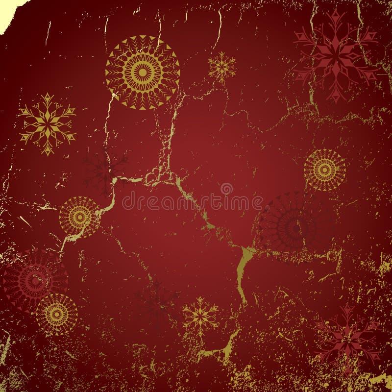 Download картины предпосылки морозные Иллюстрация вектора - иллюстрации насчитывающей backhoe, красно: 6854100