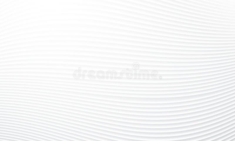 Картины плитки вектора текстура предпосылки волнистой безшовная иллюстрация штока