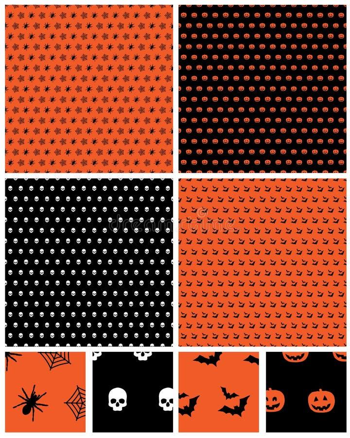 Картины Halloween иллюстрация вектора
