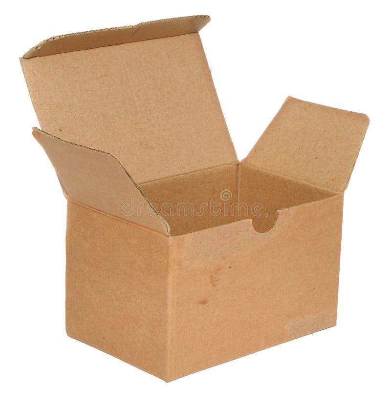 картон открытый определяет стоковые фотографии rf