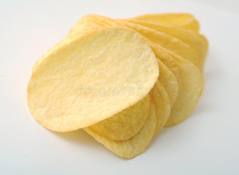 Картофельная стружка стоковые фотографии rf