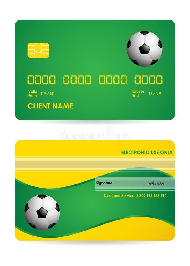 Карточка банка бесплатная иллюстрация