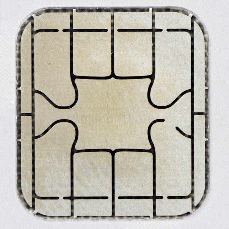 Карточка обломока стоковое изображение rf