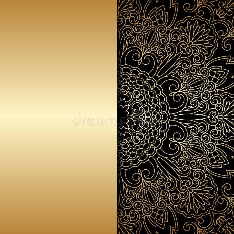 Download Карточка приветствию или приглашению вектора Иллюстрация вектора - иллюстрации насчитывающей художничества, иллюстрация: 40579300