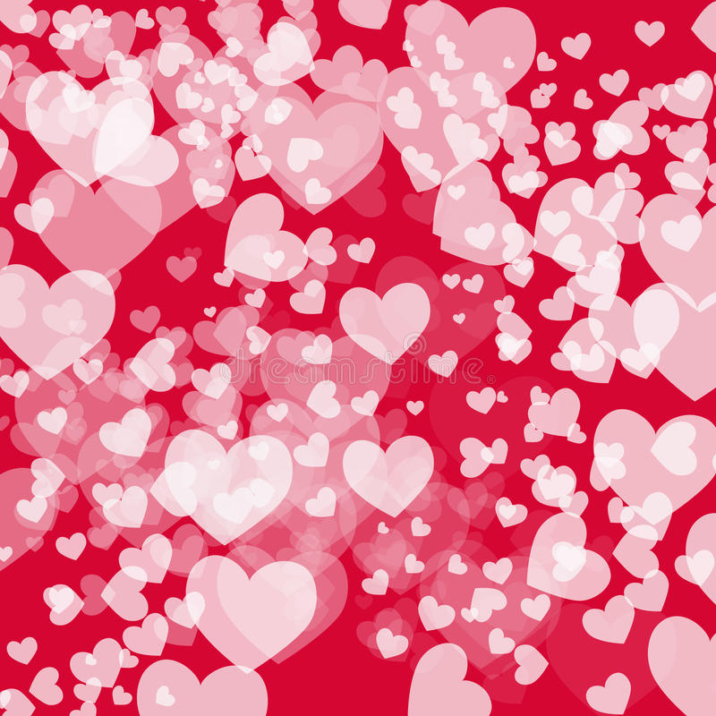 Карточка для Valentine& x27; день s стоковые изображения