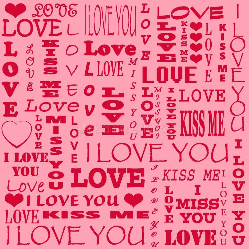 Карточка для Valentine& x27; день s стоковая фотография