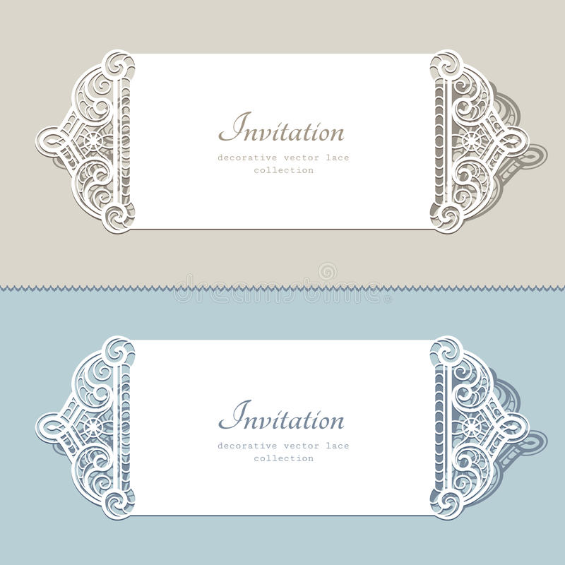 Карточки свадьбы шнурка бесплатная иллюстрация