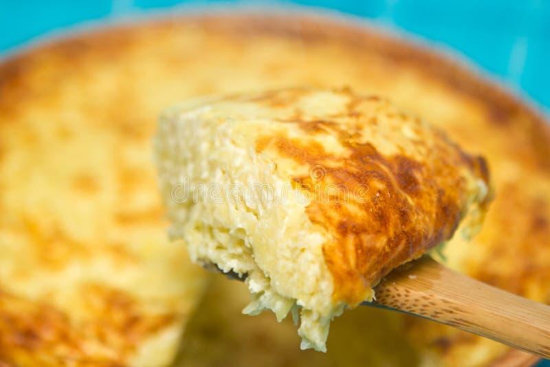 картошка casserole стоковое изображение